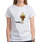 Carrying Western Saddle Women's T-Shirt