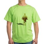 Carrying Western Saddle Green T-Shirt