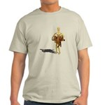 Carrying Western Saddle Light T-Shirt