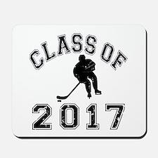 Class Of 2017 Hockey Mousepad