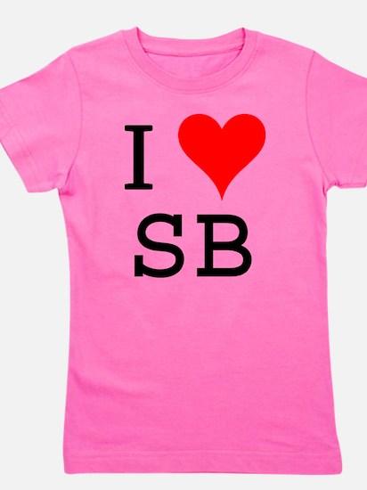 I Love SB T-Shirt