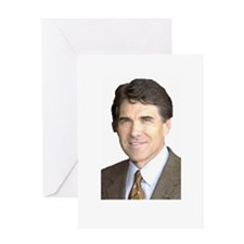 Rick Perry Greeting Card