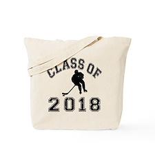 Class Of 2018 Hockey Tote Bag