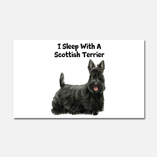 Scottish Terrier Car Magnet 20 x 12