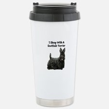 Scottish Terrier Stainless Steel Travel Mug