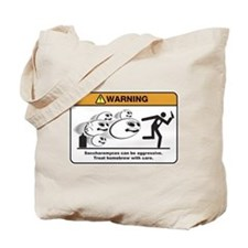 Homebrew Danger! Mutant Yeast Tote Bag