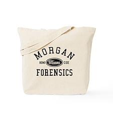 Morgan Forensics Dexter Tote Bag