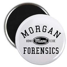 Morgan Forensics Dexter Magnet