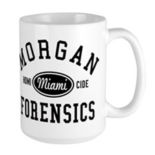 Morgan Forensics Dexter Mug