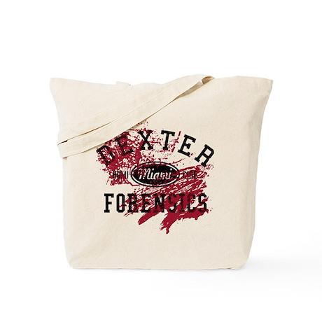 Dexter Forensics Tote Bag