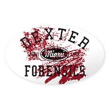 Dexter Forensics Bumper Stickers