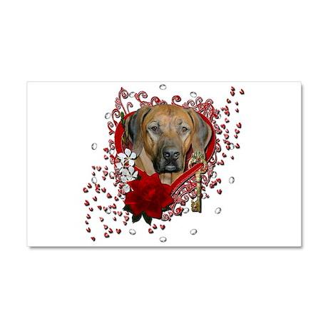 Valentines - Key to My Heart Rhodesian Ridgeback C