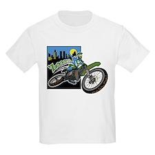 Zooom - Dirt Bike Kids T-Shirt