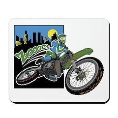 Zooom - Dirt Bike Mousepad