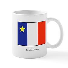 Canada Arcadian Flag Mug