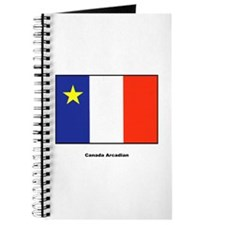 Canada Arcadian Flag Journal