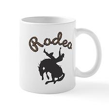 Bronco Rodeo Mug
