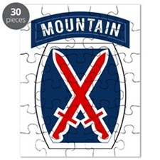 10th Mountain Puzzle
