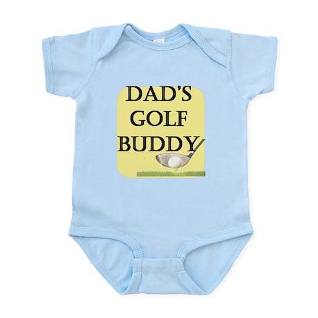 Dad's Golf Buddy Infant Bodysuit