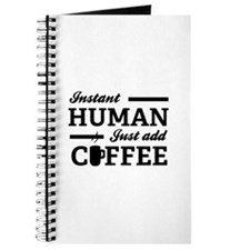 Instant Human Journal