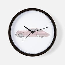 Buick Dynaflow 1949 Wall Clock