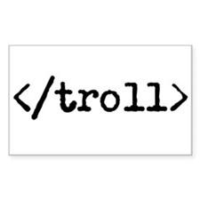 End Troll XML