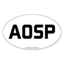 AOSP Decal