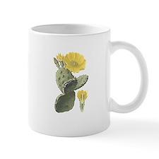 Cactus Print Small Mugs