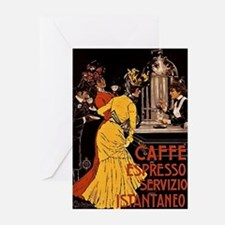 Cafe Espresso Greeting Cards (Pk of 10)