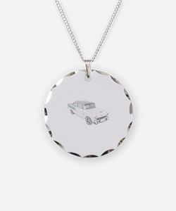 Chevy Bel Air Necklace