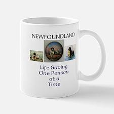 Unique Newfoundland rescue Mug