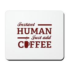 Instant Human Mousepad