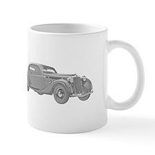 Delage Aerosport Coupe 1937 Mug