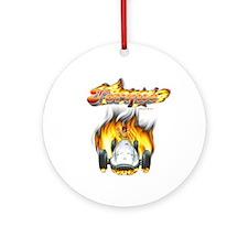 Torque SpeedRacer Ornament (Round)