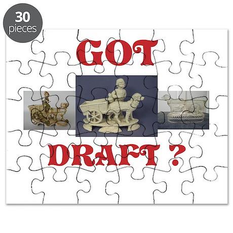 Got Draft? Puzzle