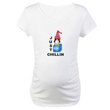Just Chillin Penguin Shirt