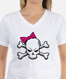 Girly Skull Shirt