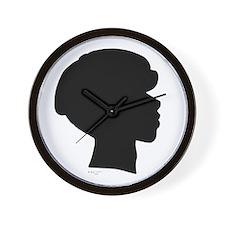 identity: cool Wall Clock