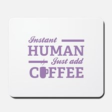 Instant Human Mousepad