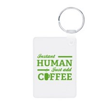 Instant Human Keychains