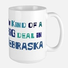 Big Deal in Nebraska Mugs