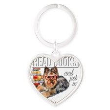Valentines - Key to My Heart Border Collie Shoulde