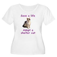 Shelter Cat T-Shirt
