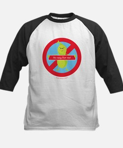 No Soy For Me! By Allergy-A-Wear™ Baseball Jersey