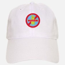 No Soy For Me! By Allergy-A-Wear™ Baseball Baseball Cap