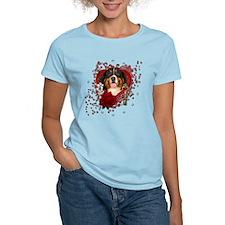 Valentines - Key to My Heart Bernie T-Shirt
