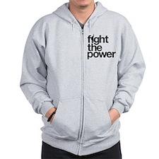 Fight the Power Zip Hoodie