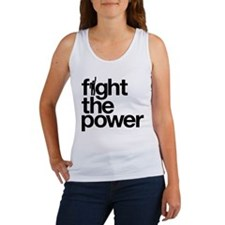 Fight the Power Women's Tank Top