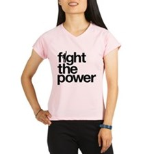 Fight the Power Performance Dry T-Shirt
