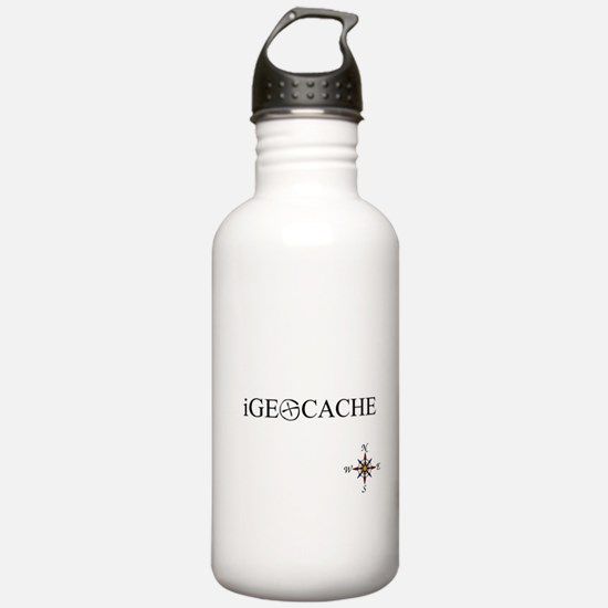 iGEOCACHE Water Bottle